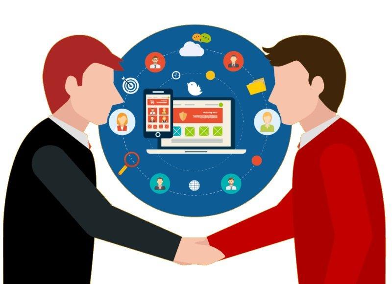 online marketing notaris