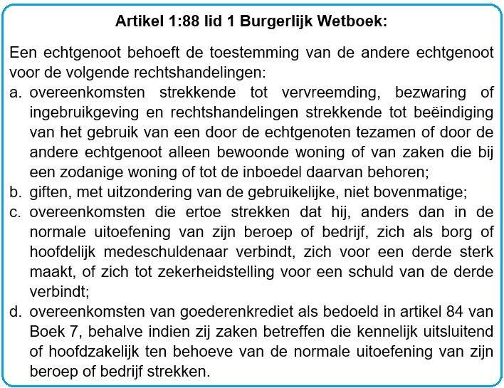 artikel 1 88 bw